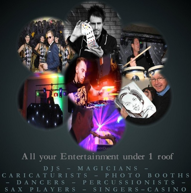 Poster for platinum entertainment agency