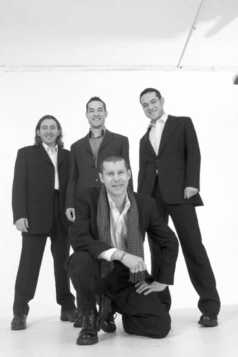 Cover Band Loaded is formed by four hugely talented and professional musicians