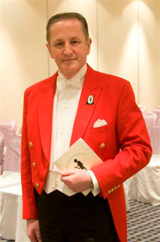 Toastmaster David Toastmaster David has introduced many Stars and at many different locations