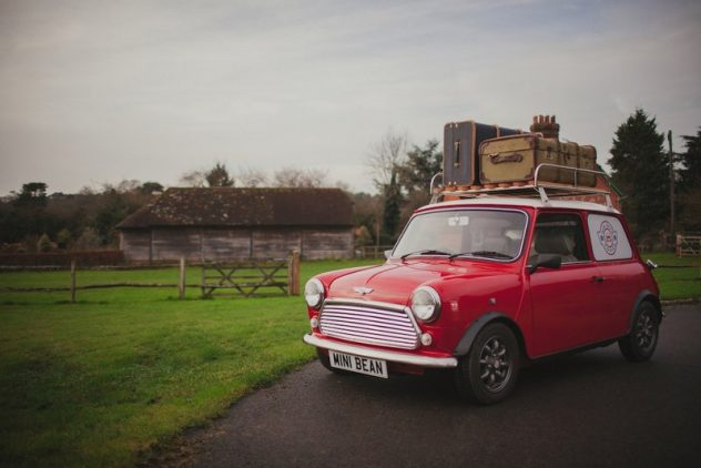 The Coffee mini is available for hire in London, Kent, Surrey and Essex.