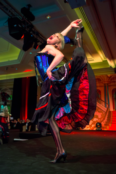 Entertain your guests with our Moulin Rouge themed Dancers.