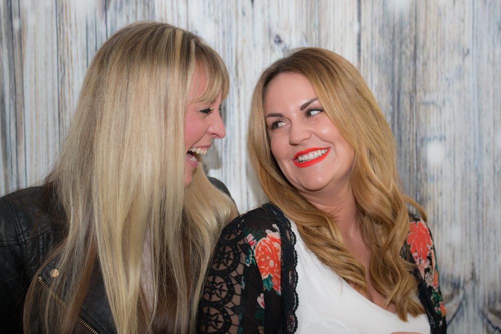For Weddings and Parties - The open Photo Booth with professional photographer in Kent